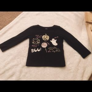 Toddler Halloween shirt